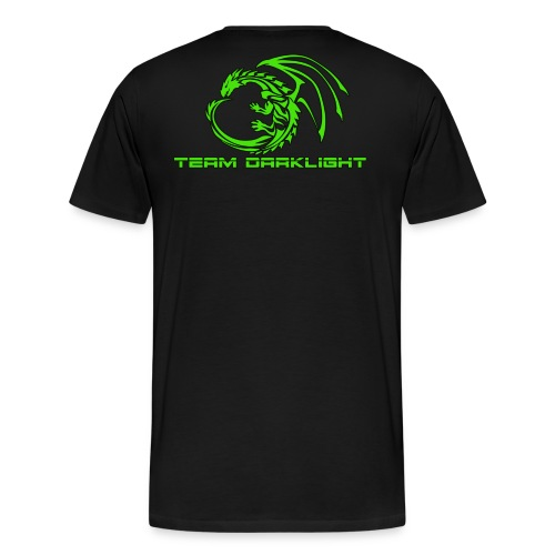 TEAM DARKLIGHT SHOP - Herre premium T-shirt