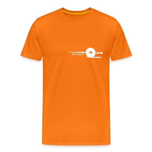 SubBrachLogo2invert png - Männer Premium T-Shirt