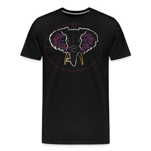 AndresFramsida png - Premium-T-shirt herr