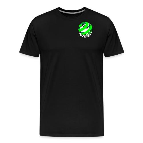 MfG Logo front mit TOXIA - Männer Premium T-Shirt