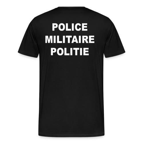 Belgian Military Police - Mannen Premium T-shirt