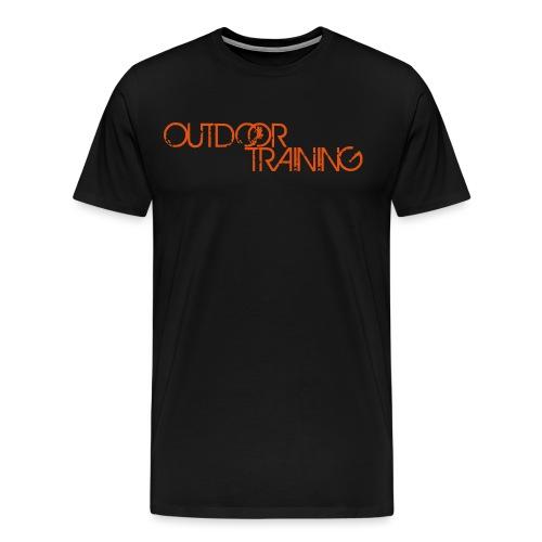 OutdoorTrainingpec - T-shirt Premium Homme