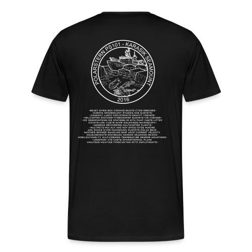 Polarstern 101 cruise shirts - Männer Premium T-Shirt
