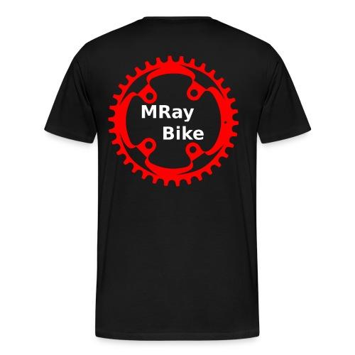 MRay Merch - Männer Premium T-Shirt
