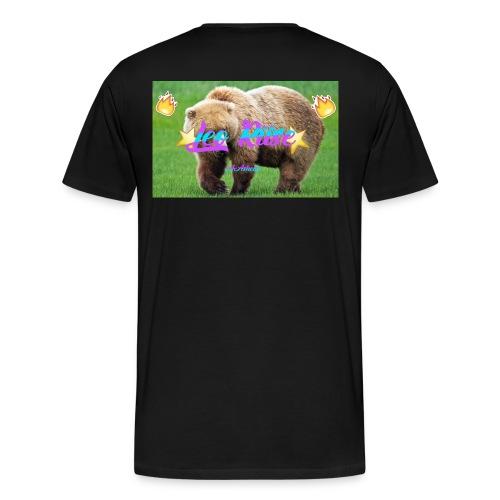 gtrg - Premium T-skjorte for menn