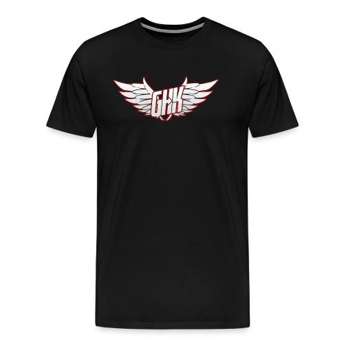 ghk reds png - Männer Premium T-Shirt