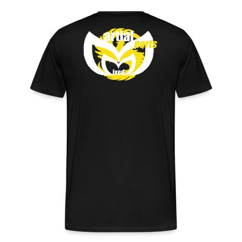 MixedMArtialsportsCHD2 png - T-shirt Premium Homme