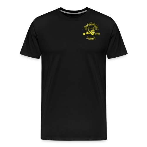 HMCSlogo tr 1 - Men's Premium T-Shirt