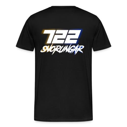 722 standard design 2017 - Premium-T-shirt herr