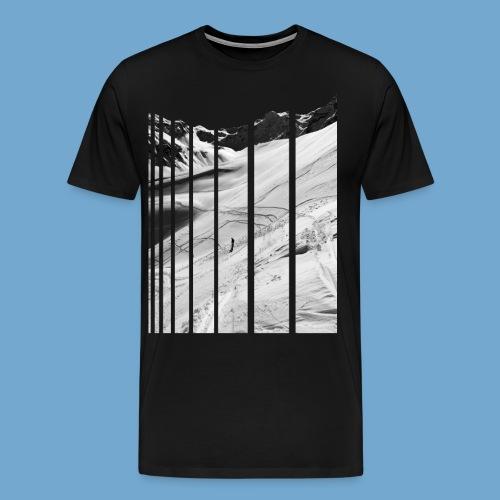 simschumlogo4 png - Männer Premium T-Shirt