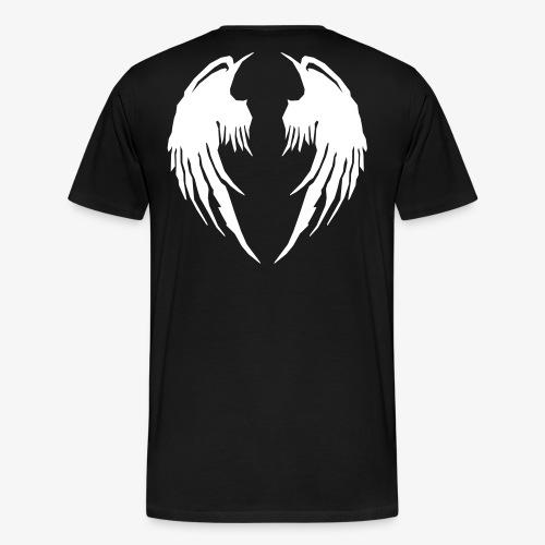 Flügel Wings Engel Fallen Angel 2reborn - Männer Premium T-Shirt