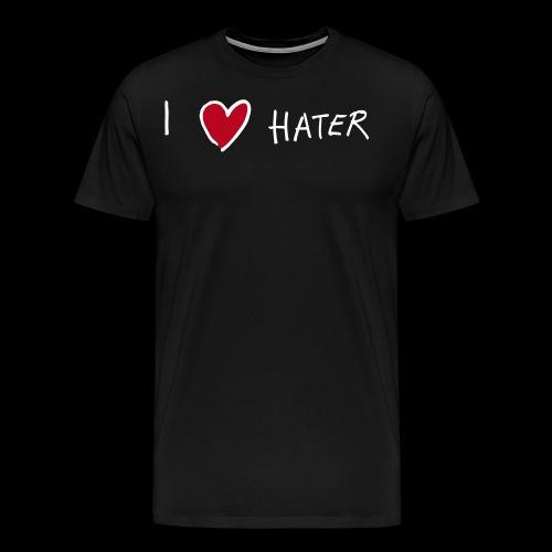 I - Männer Premium T-Shirt