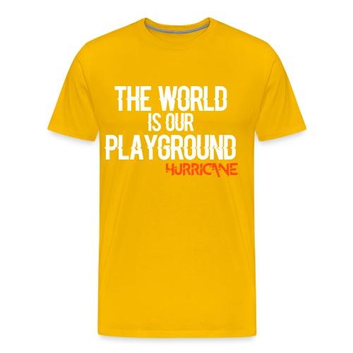 TWIOPAIhurricane - T-shirt Premium Homme