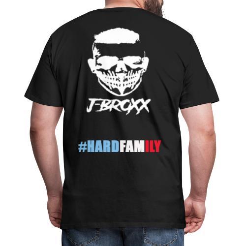 hardfamily j broxx - T-shirt Premium Homme