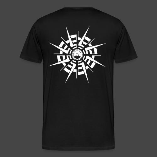 Spirale à 23 haut-parleurs - T-shirt Premium Homme