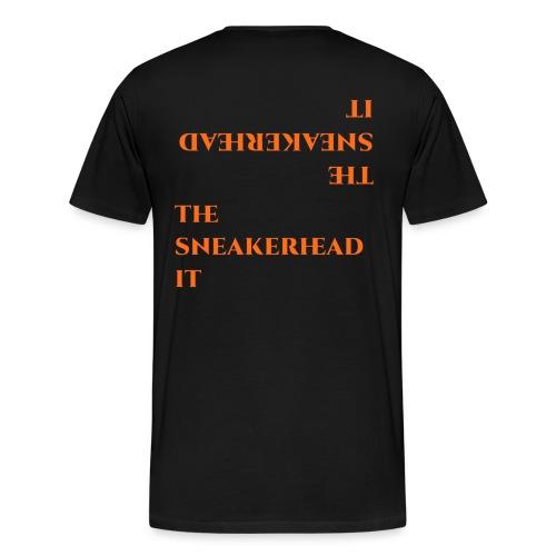 The_sneakerhead_it official merchandise - Maglietta Premium da uomo
