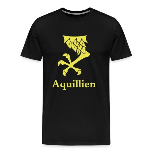 bc aquilien fuss2 - Männer Premium T-Shirt
