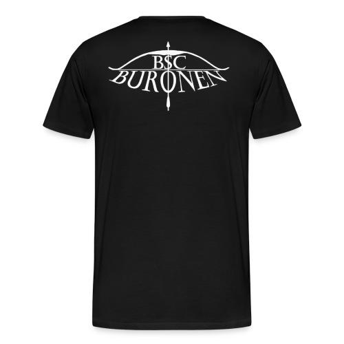bsc buronen weiss 4 png - Männer Premium T-Shirt