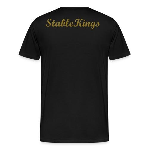 sk_schriftz1 - Männer Premium T-Shirt