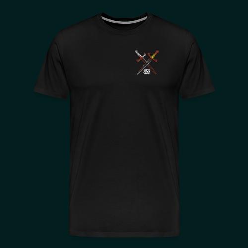 Schwert52 - Männer Premium T-Shirt