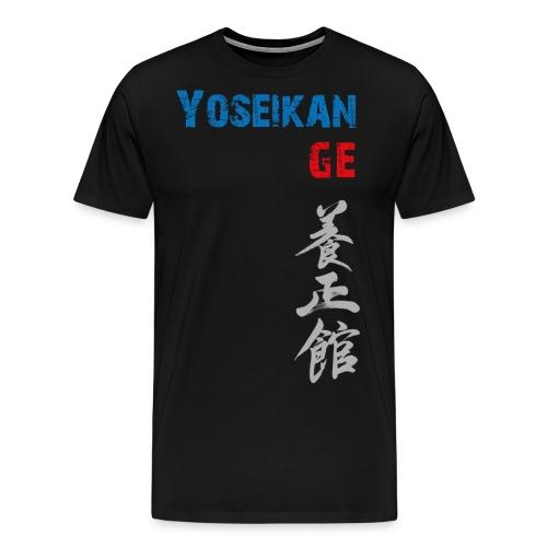 Tshirt YBG (col V) - T-shirt Premium Homme