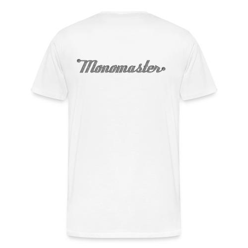 logosw - Männer Premium T-Shirt