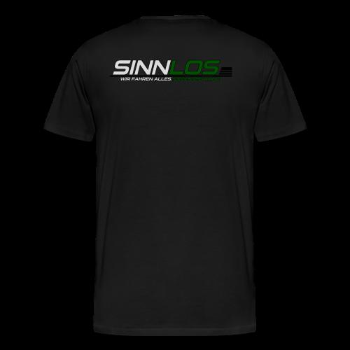Sinnlos Logo - Männer Premium T-Shirt