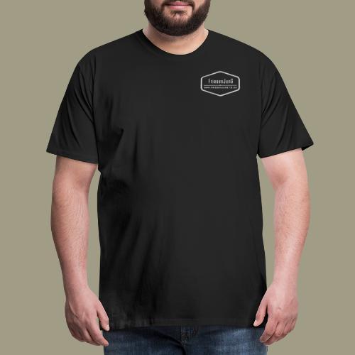 FJ Logo HighRes Spreadshi - Männer Premium T-Shirt