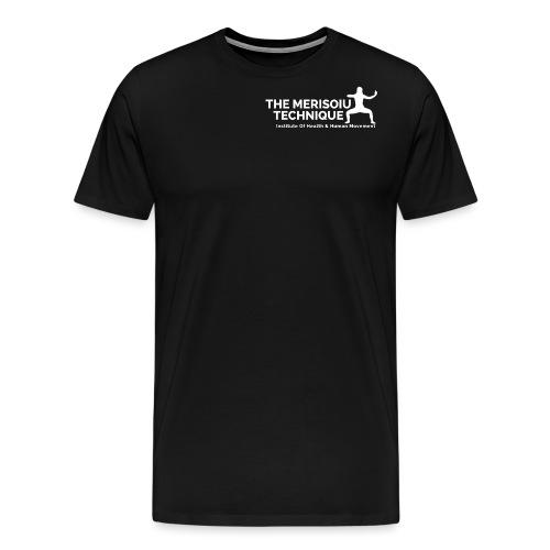 MTI white square3 Copy Copy PNG - Men's Premium T-Shirt