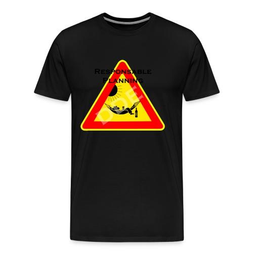 responsableplanning - T-shirt Premium Homme
