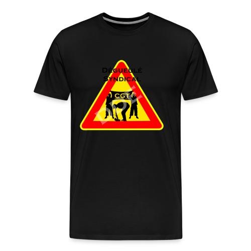 deguel2syndical - T-shirt Premium Homme