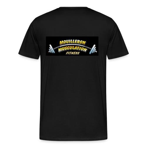 MMN - T-shirt Premium Homme