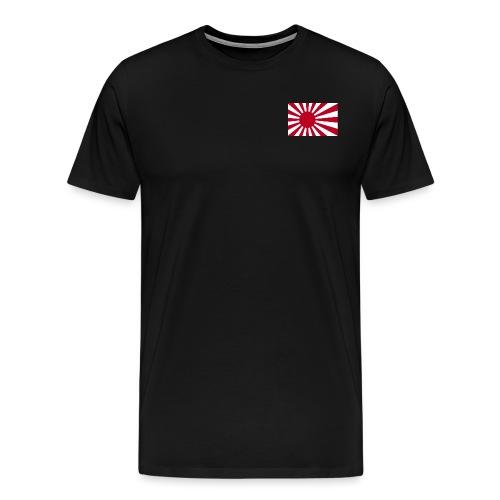 japankriegsflagge9fcf51b95645c8d7642d7ed - Männer Premium T-Shirt