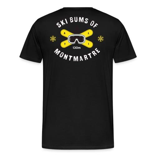 MSC 14 png - T-shirt Premium Homme