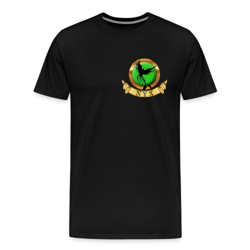 nyxclipart gif - T-shirt Premium Homme
