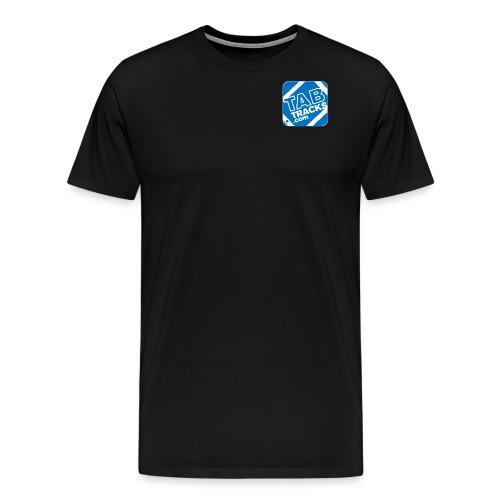 tabtracks storeicon applestore 1024x1024 - Men's Premium T-Shirt