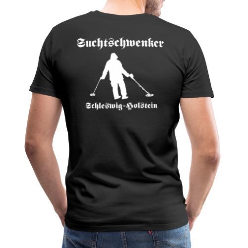 Logo_Schleswig-Holstein - Männer Premium T-Shirt
