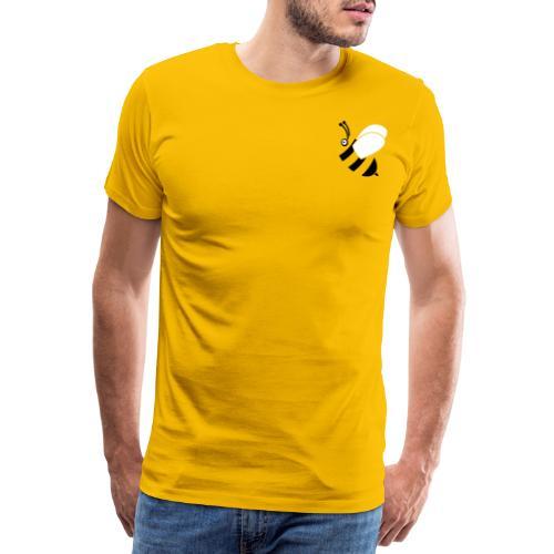 Biene 2 Farben - Männer Premium T-Shirt