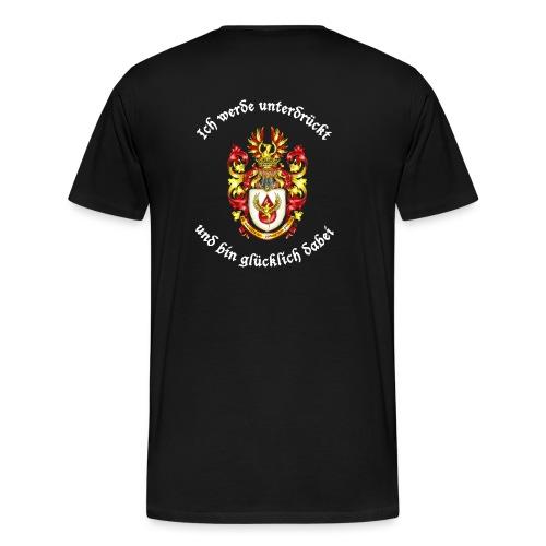 #AinJahrZeit - Männer Premium T-Shirt