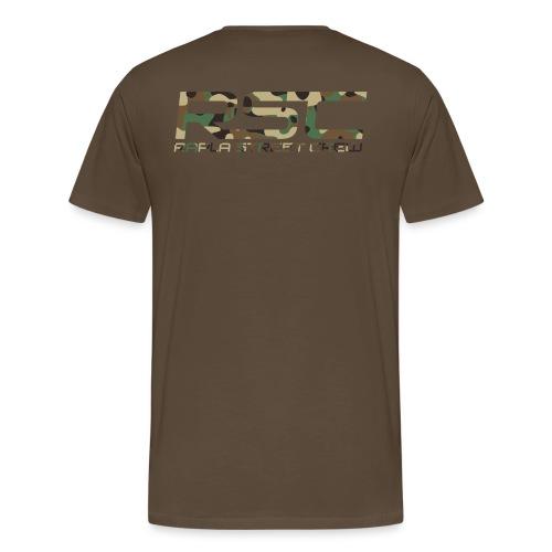 RSCcamo - Men's Premium T-Shirt