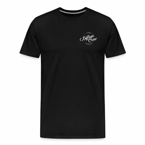 Logo Officiel Blanc - T-shirt Premium Homme