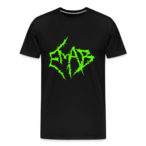 green png - Men's Premium T-Shirt