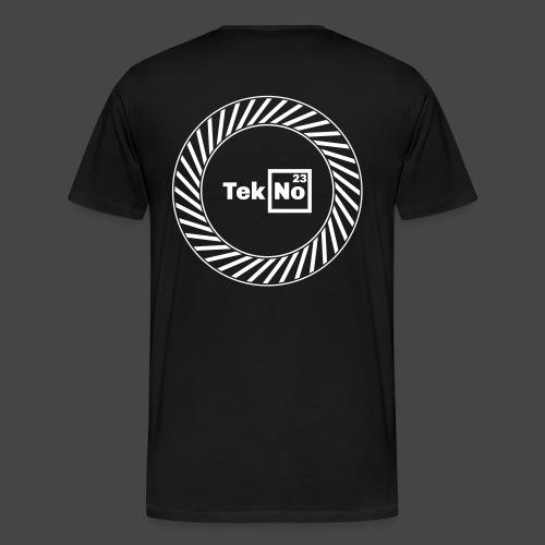 TEKNO23 ROUND - T-shirt Premium Homme