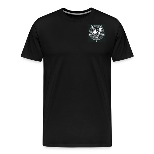 Hoodieweißk png - Männer Premium T-Shirt