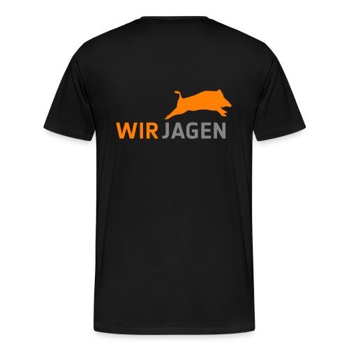 alleszusammen Kopie png - Männer Premium T-Shirt