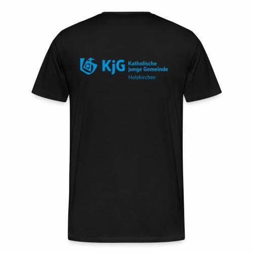 KjG Logo Holzkirchen - Männer Premium T-Shirt
