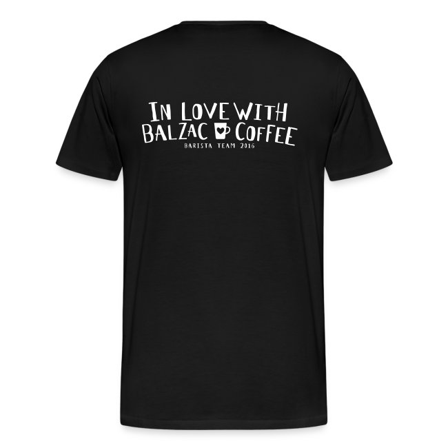 In Love with Balzac Coffee