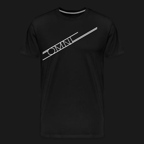 Follow The Robots Long shirt - Männer Premium T-Shirt
