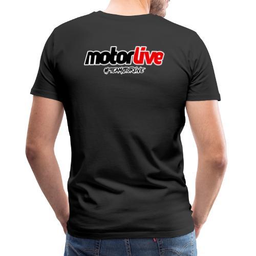 motorlive - T-shirt Premium Homme