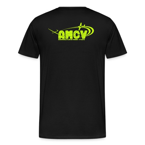 AMCV Fluo - T-shirt Premium Homme